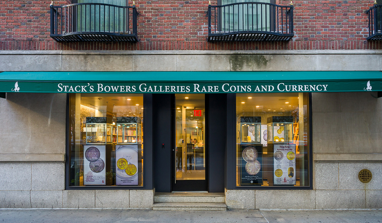 Stack's Bowers New York Store